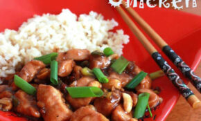 Kung Pao Chicken – Authentic Chinese Recipes Chicken