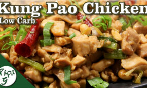 Kung Pao Chicken – Easy Authentic Sichuan Chinese Food – Low ..