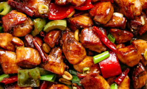 Kung Pao Chicken – Recipes Dinner Asian
