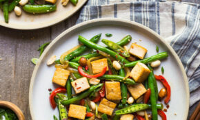 Kung Pao Tofu Stir Fry (Vegetarian) | Healthy Nibbles – Recipes With Tofu Healthy