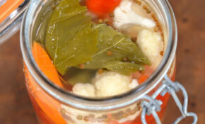 Lacto Fermented Mixed Pickles – Fermented Food Recipes