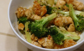 Laine's Recipe Box: Sesame Coated Chicken With Broccoli – Authentic Chinese Recipes Chicken