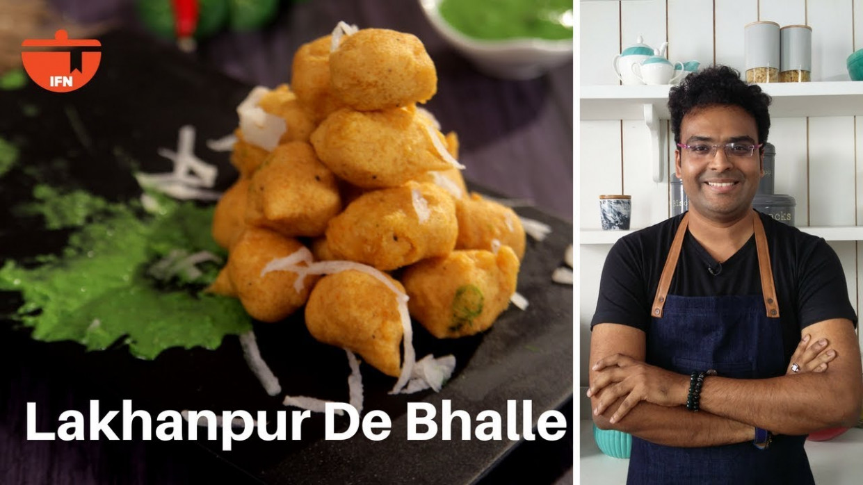 Lakhanpur De Bhalle By Chef Varun Inamdar | Best Street ..