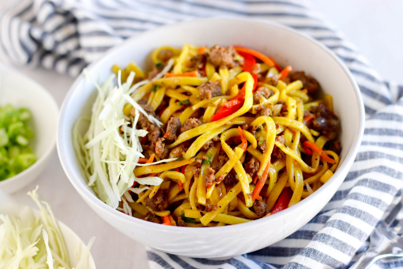 LAMB CHOWMEIN - food recipes youtube channels