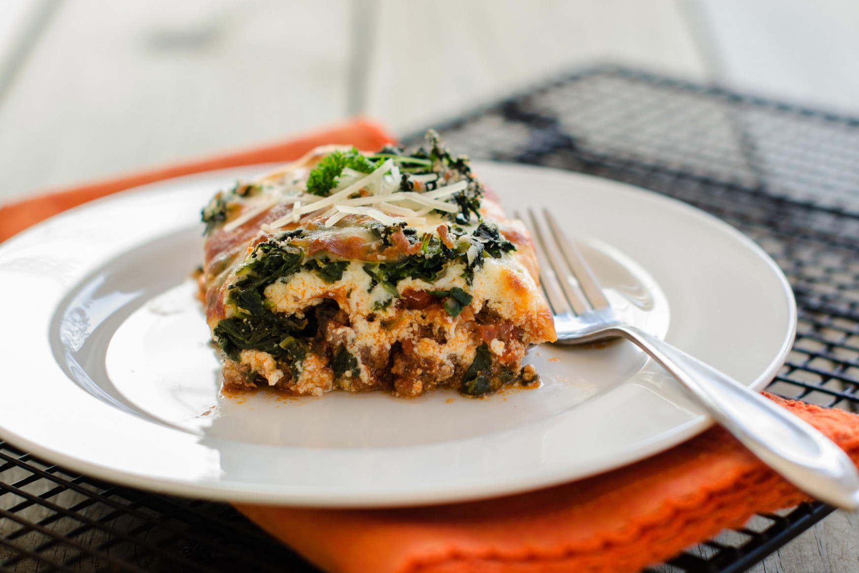 Lazy Lasagna Recipe From the Trim Healthy Mamas | Parents - recipes trim healthy mama