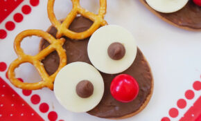 Learn With Play At Home: No Bake Reindeer Cookies. Fun ..