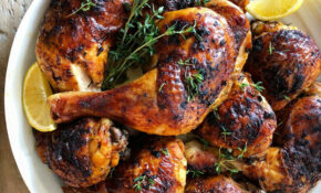Lebanese Spiced Chicken With Malfouf Salad | Recipe | PCOS ..