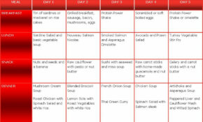 Lectin Free 5 Day Meal Planner – The Abundant Energy Expert – Lectin Free Recipes Dinner
