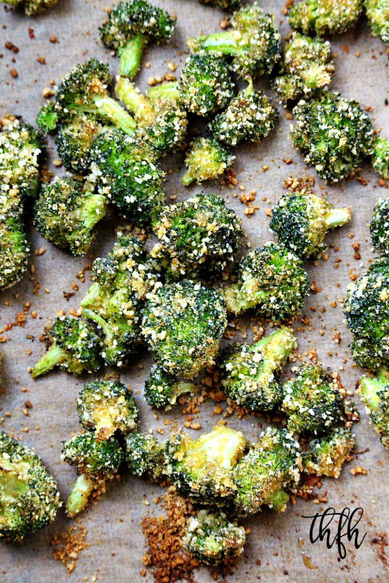 "Lectin Free Vegan ""Cheesy"" Broccoli Bites - Healthy Recipes Broccoli"