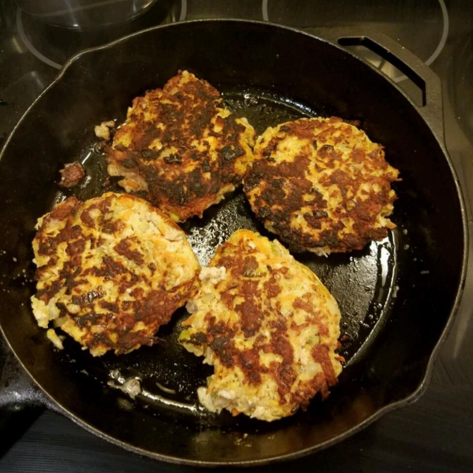Leftover Chicken Croquettes recipe - All recipes UK - recipes cooked chicken