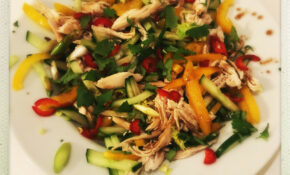 Leftover Chicken Salad – Recipes With Leftover Chicken