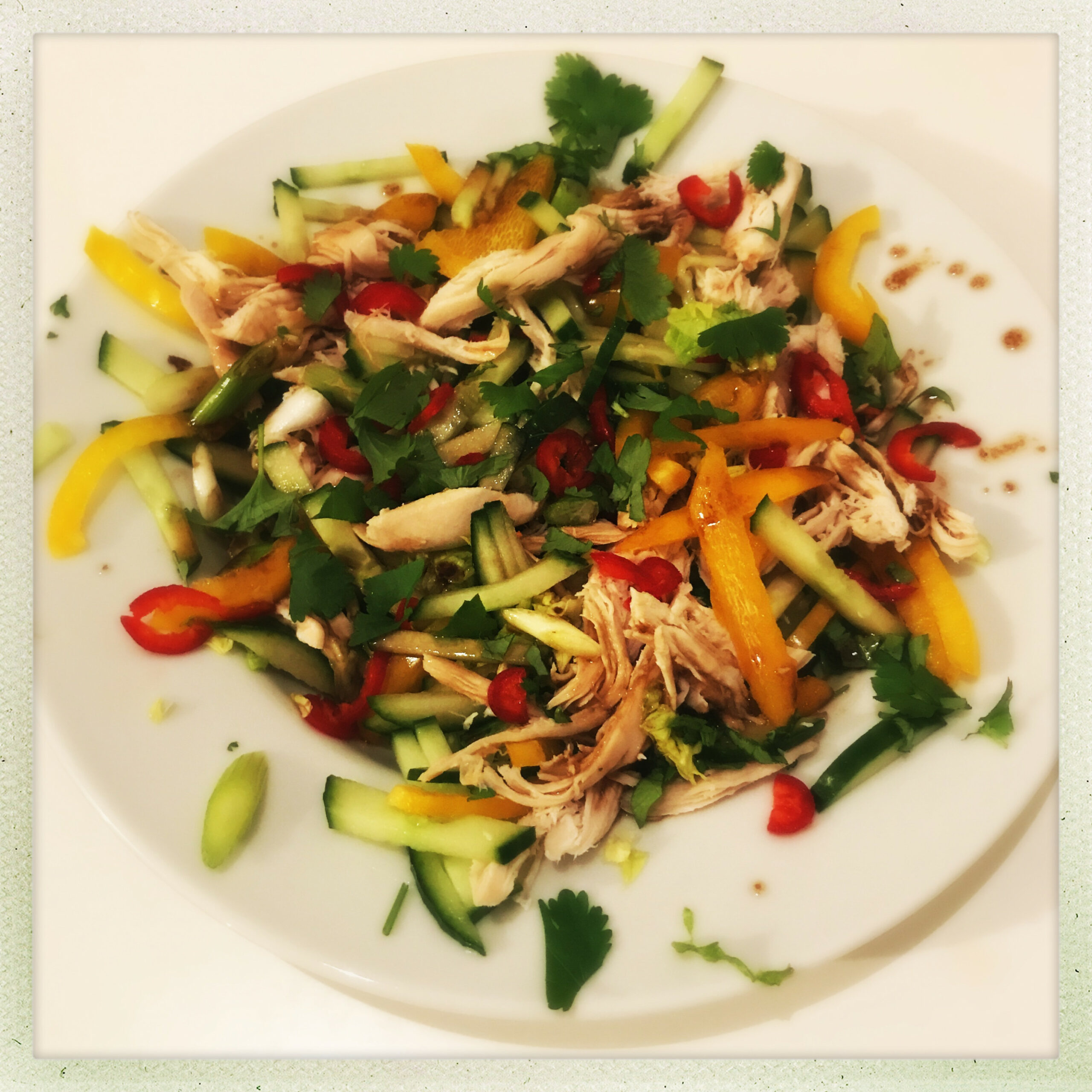 Leftover Chicken Salad - Recipes With Leftover Chicken