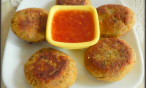 Leftover Grilled Chicken Patties – Sneha's Recipe – Recipes Leftover Grilled Chicken