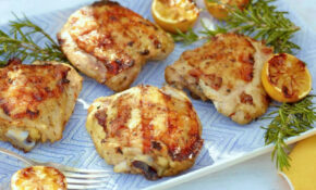 Lemon And Herb Marinated Grilled Chicken Thighs Recipe ..