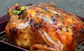 Lemon And Herb Roasted Chicken Recipe – Recipes Of Chicken Roast