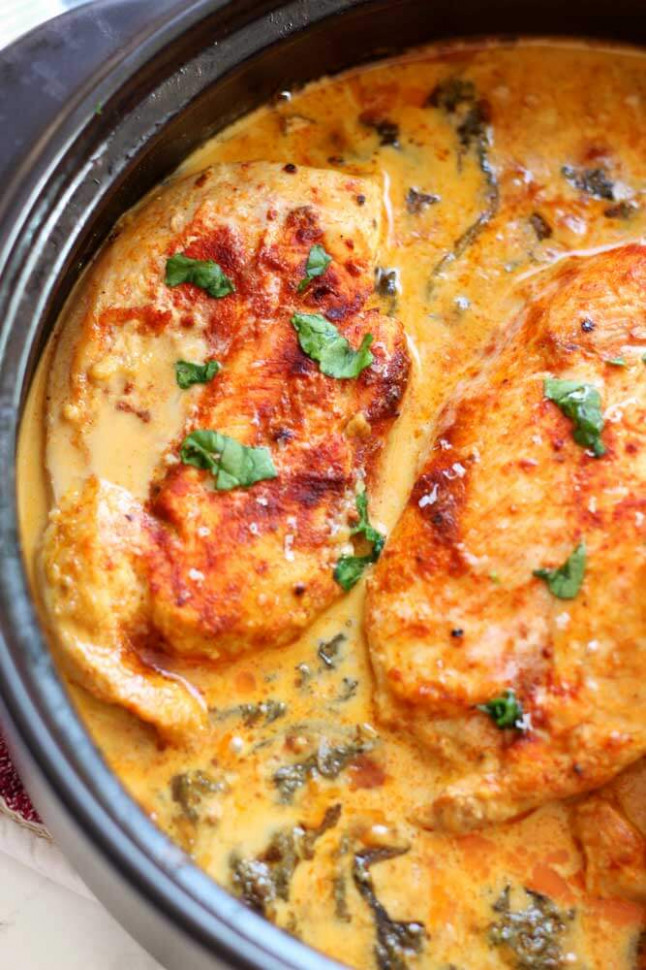 Lemon Butter Chicken - Easy Peasy Meals - recipes butter chicken