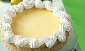 Lemon Cheesecake – Baked Recipes Dinner