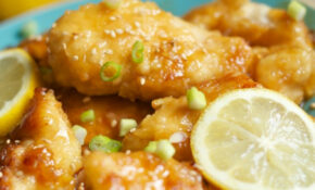 Lemon Chicken Recipe — Dishmaps – Recipes Lemon Chicken