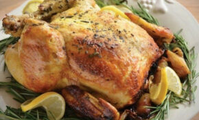 Lemon Chicken with Rosemary Recipe | Ninja® | Ninja® 3-in ...