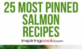 Lemon, Garlic And Herb Baked Whole10 Salmon – Healthy Recipes On Pinterest