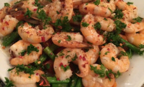 Lemon Garlic Shrimp Recipe – TingFit – Recipes Low Carb Healthy Fat