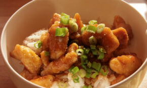 Lemon Orange Chicken – Chicken Recipes Honey