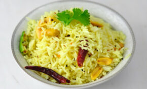 LEMON RICE - A QUICK DINNER IDEAS IN 30 MINUTES - Anto's ...
