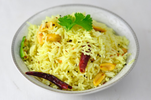 LEMON RICE - A QUICK DINNER IDEAS IN 30 MINUTES - Anto's ..