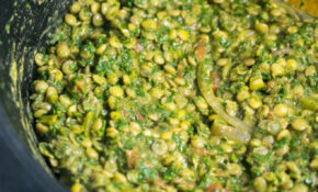 Lentil Spinach Curry Recipe With Coconut Rice   Vegetarian ..