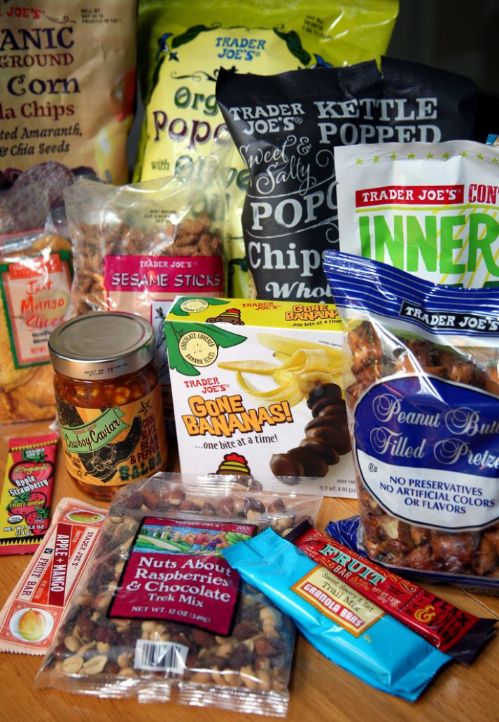 Let Trader Joe's Help You Lose Weight With These 150 ..