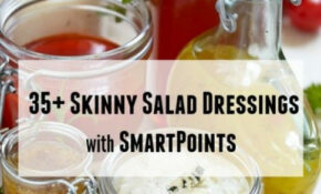 Light Healthy Salad Dressing Recipes With SmartPoints ..