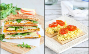 Light Lunch Recipes | cookincanuck.com #healthy