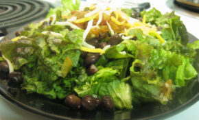 Light & Simple Taco Salad – Healthy Recipes Low Carb