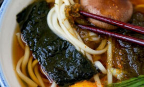 Light Udon Noodle Soup – Pickled Plum Food And Drinks – Healthy Recipes Japan