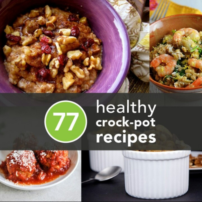 List of healthy crock pot recipes | Eat | Pinterest - healthy recipes in crock pot