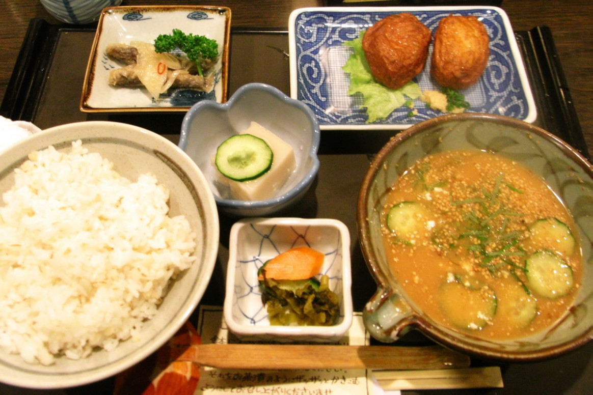 List of Japanese dishes - Wikipedia - food recipe japan