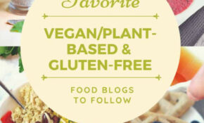 List Of Vegan And Gluten Free Blogs – My Pure Plants – Recipes Pure Vegetarian