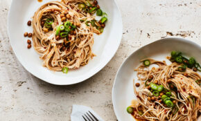 Liu Shaokun's Spicy Buckwheat Noodles With Chicken – Food Recipes Noodles