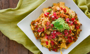 Loaded Vegan Nachos Recipe | Fresh Tastes Blog | PBS Food – Nachos Recipes Vegetarian