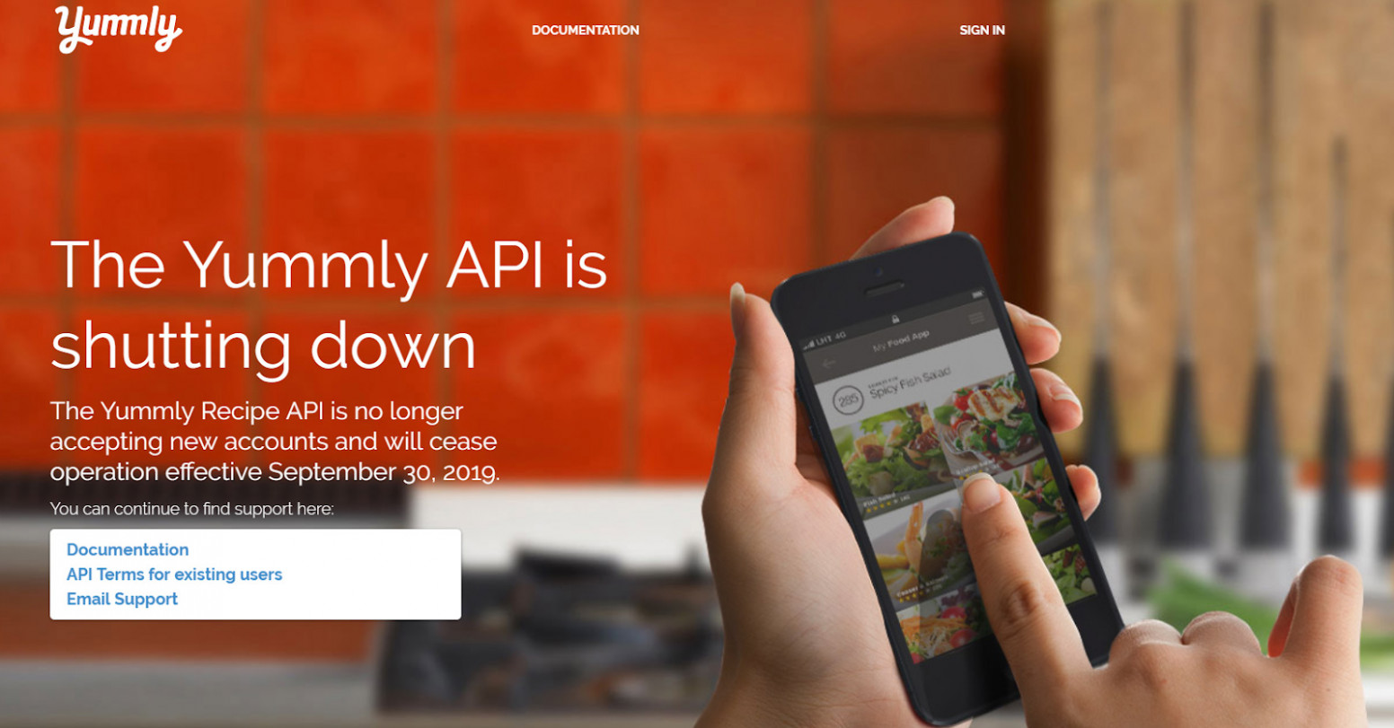 Looking For Yummly API Replacement? Check Out Whisk's APIs ..