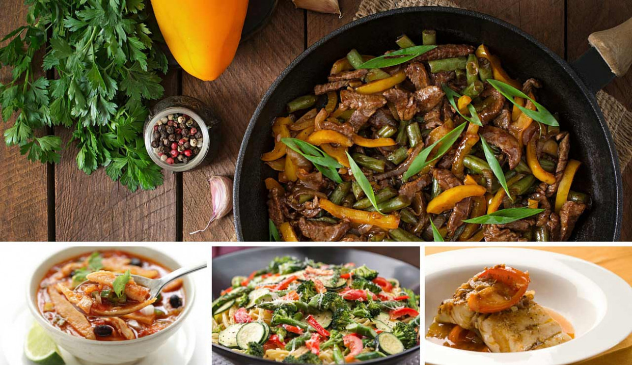 Lose It! The How - recipes dinner under 400 calories