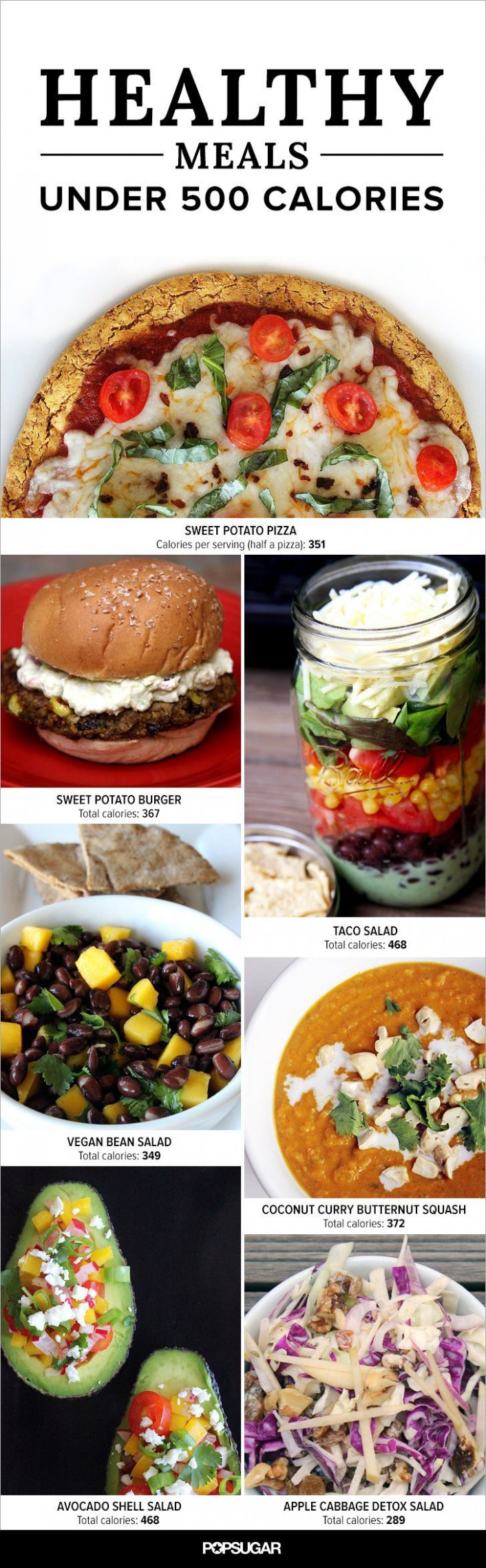 Lose Weight With These 50+ Meals Under 500 Calories - Dinner Recipes Less Than 500 Calories