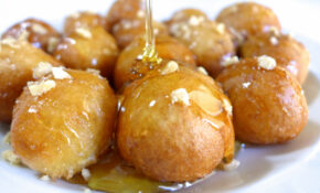 Loukoumades Recipe (Greek Donuts With Honey And Walnuts ..