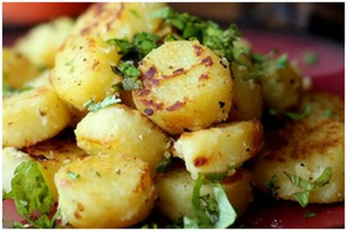 Love sweet potatoes or yam? Try this low-calorie ratalu ..
