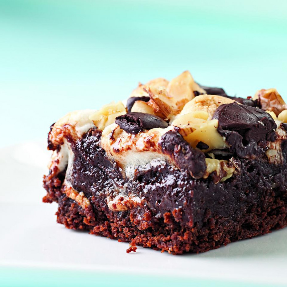 Low-Calorie Dessert Recipes - EatingWell - low calorie food recipes
