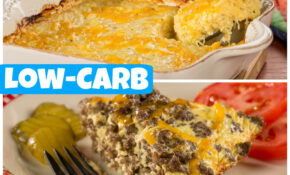 Low Carb Casseroles: 15 Easy And Tasty Recipes | Low Carb ..