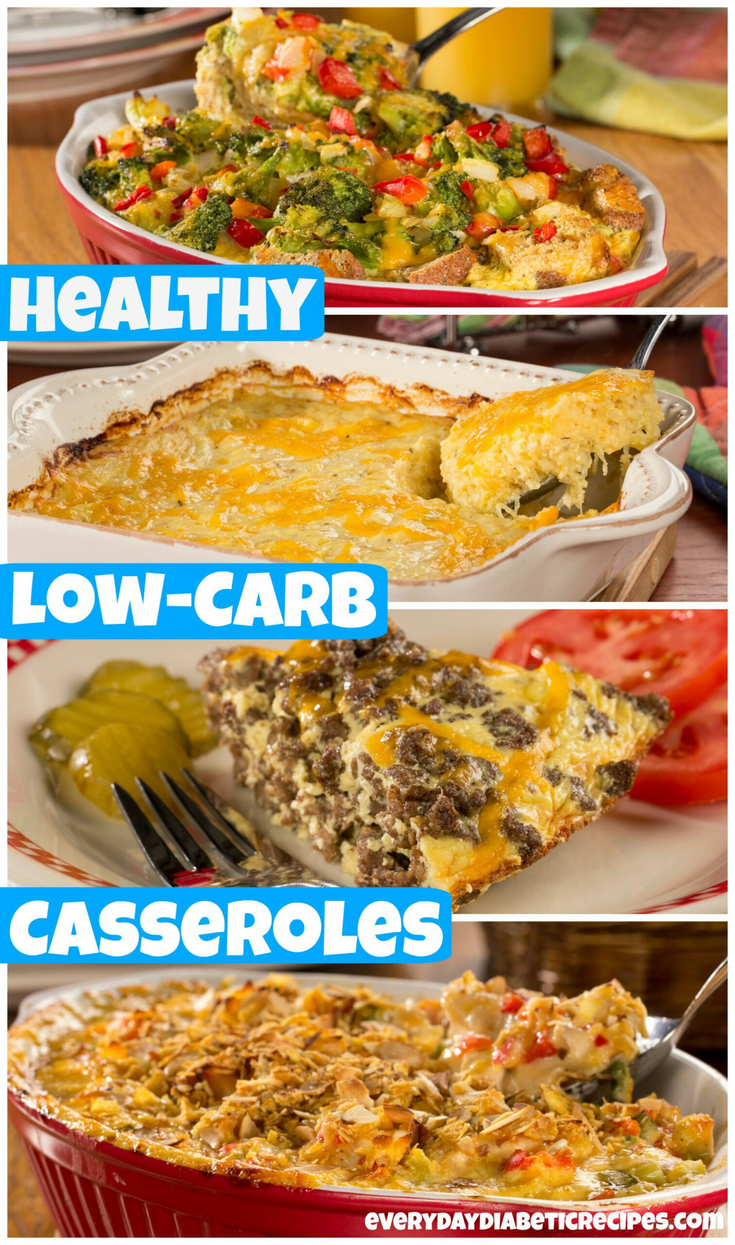 Low-Carb Casseroles: 15 Easy and Tasty Recipes | Low carb ..