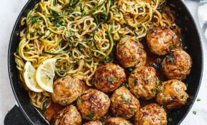 Low-Carb Dinner Recipes: 12 Skillet Dinner Recipes Your ...