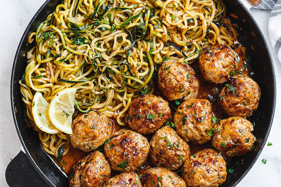 Low-Carb Dinner Recipes: 12 Skillet Dinner Recipes Your ..