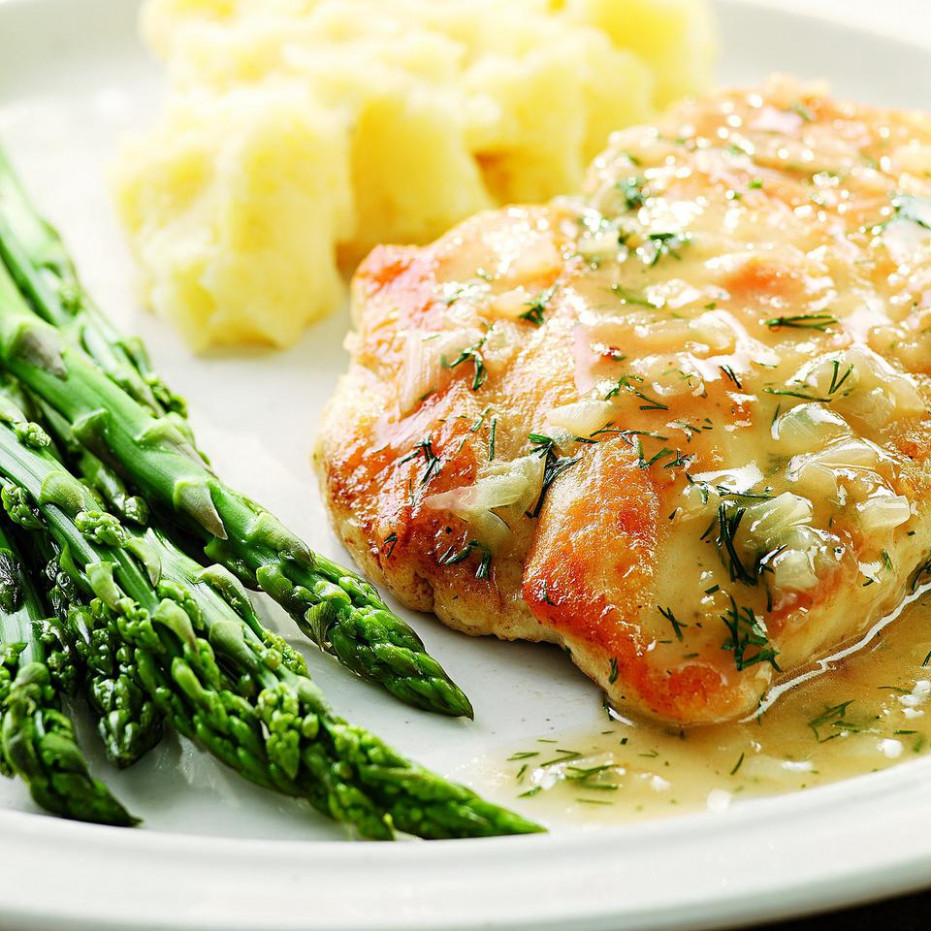 Low-Carb Dinner Recipes - EatingWell - low carb recipes chicken